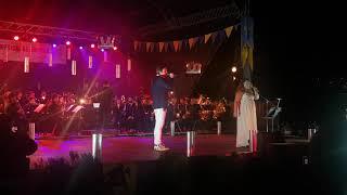 BARCELONA (Freddie Mercury,Monserrat Caballet) - Banda Musical de Rio Mau + Alex VanTrue