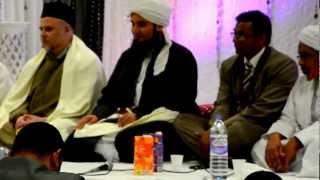 preview picture of video 'Habib Ali al-Jifri in Leicester - part 2'