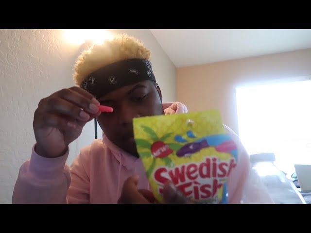 Swedish Fish Tropical Mini Candy Review