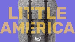 Herschel Little America Backpack Honest Review