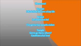 **Casablanca-Low Deep T-Lyrics**