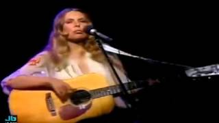 Joni Mitchell - Cactus Tree (The Old Grey Whistle Test Show - 1974)