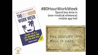 Medical Apps Help You with #80HourWorkweek