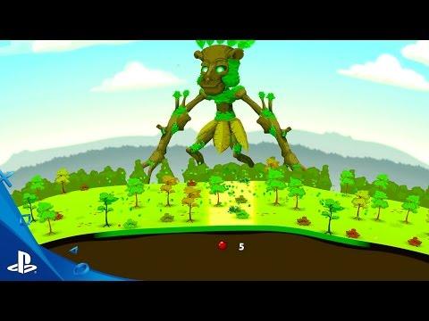 REUS - Announcement Trailer | PS4 thumbnail