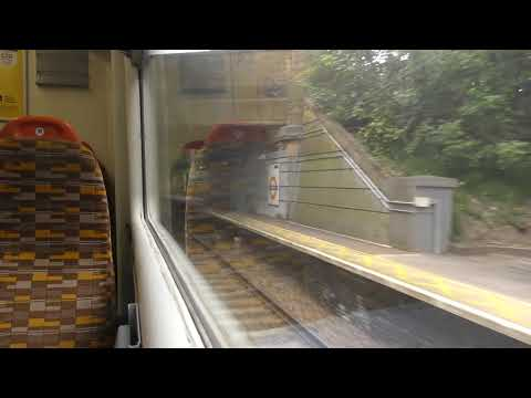 Full Journey On The London Overground From London Liverpool Street to Chingford