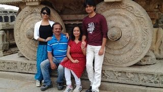 Radhika Pandit Family Rare and Unseen Images