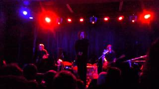 Mark Lanegan Band 5-26-12 Wonder Ballroom ~ Hit The City, Wedding Dress