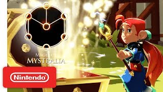 Mages of Mystralia - Announcement Trailer - Nintendo Switch