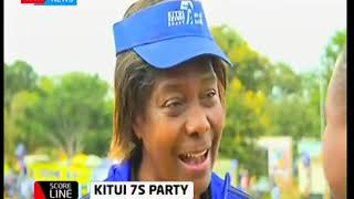 The 2018 Kitui 7s rugby tournament enter the second and final day