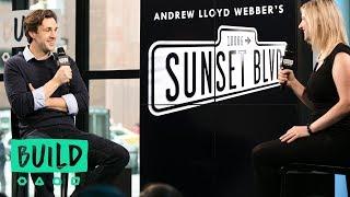 "Michael Xavier Discusses His Broadway Show, ""Sunset Boulevard"""