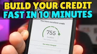 How To Automatically Build Credit Fast For Beginners