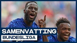 HIGHLIGHTS | Schalke stunt bij Leipzig