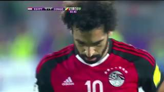 Salah sent Egypt to their first World Cup since 1990 with this 95th minute penalty