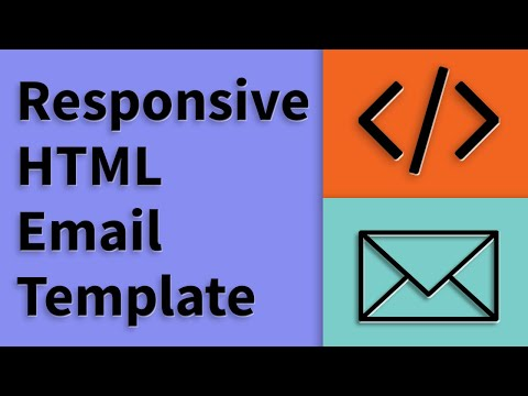 The RIGHT WAY to create HTML emails   TUTORIAL [2021]