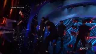 Abraham Mateo - Neox Fan Awards 2014 - All The Girls (la la la) EN DIRECTO