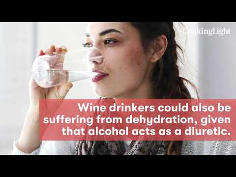 Health News Updates | Why Do I Get a Headache From Wine? | Cooking Light