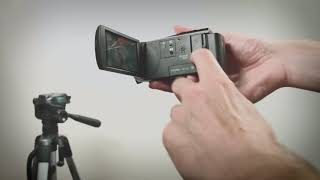 Digital Video Camera tutorial - Sony HDR-CX455