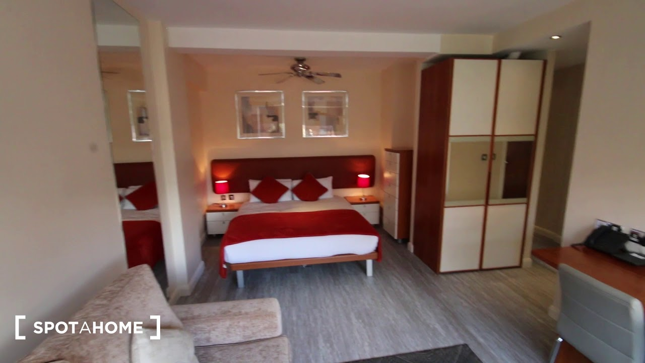 Stylish studio apartment to rent in Kensington and Chelsea