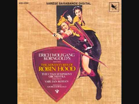 The Adventures of Robin Hood - Love Scene