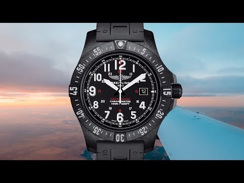 MOST AFFORDABLE BREITLING: Breitling Colt Skyracer