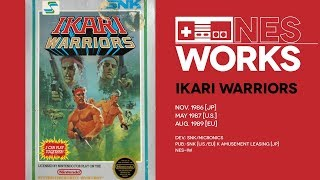 Ikari Warriors & Athletic World retrospective: Anger mismanagement | NES Works #041