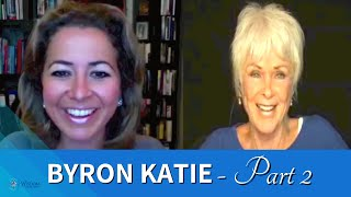 He Did Wrong, Is It True? Session With Byron Katie (2:2)