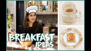 BREAKFAST IDEAS 🍴 | Type 1 Diabetes Edition