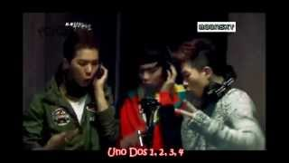 M2 - Stand Up ( K-POP The Ultimate Audition ) [Sub Esp]