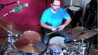 Drum Fills for the Session Drummer - ChrisBrushDrums.com