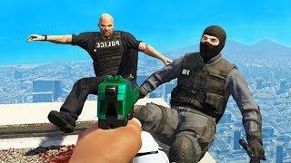 Приколы в GTA 5 | WDF 68 | Полиция