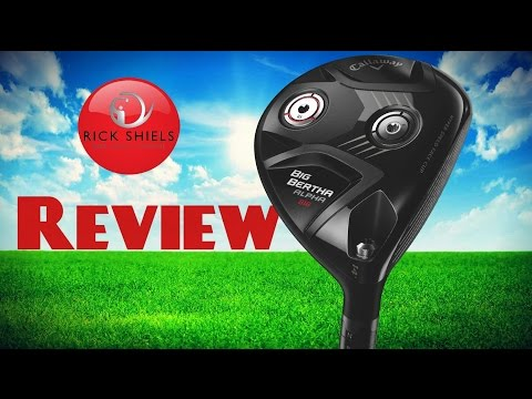CALLAWAY BIG BERTHA ALPHA 816 FAIRWAY WOOD