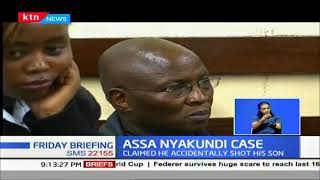 Lawyer Assa Nyakundi facing murder charges after evidence drama