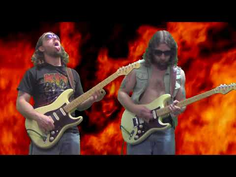 """This is an original instrumental rock composition I wrote called """"Waximum Overdrive."""""""