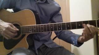 The Dance - Garth Brooks - Guitar Lesson