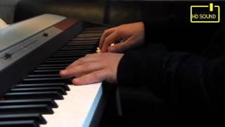Maria durch ein Dornwald ging - Klavier / Piano HD Sound