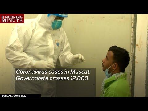 Coronavirus cases in Muscat Governorate crosses 12,000