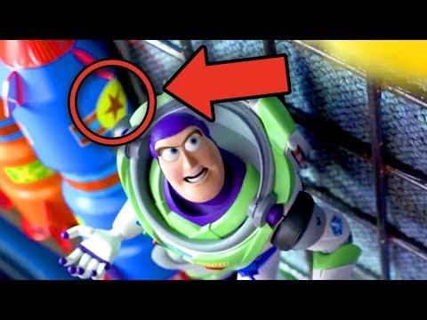 TOY STORY 4 Trailer Breakdown! Super Bowl Pixar Easter Eggs You Missed!
