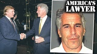 Jeffrey Epstein Arrest Has DC's Powerful Leaders Shaking With Fear