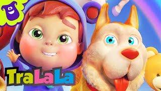Cățelul Bingo   Cântece Pentru Copii | TraLaLa