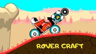 ПОСТРОЙ ЛУНОХОД! - RoverCraft - 2 серия Игромен