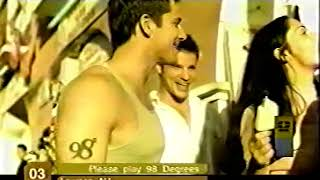 98 Degrees - TRL 9/26/00 *Una Noche & My Everything*
