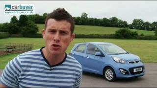 Kia Picanto hatchback review - CarBuyer
