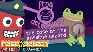 Frog Detective 2: The Case of the Invisible Wizard - The Dojo (Let's Play)