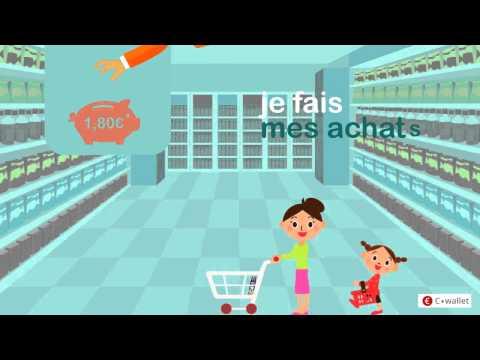Video of C-wallet, promotions gratuites