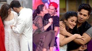 Varun Dhawan And Alia Bhatt's Cute Moments From Student Of The Year Till Kalank