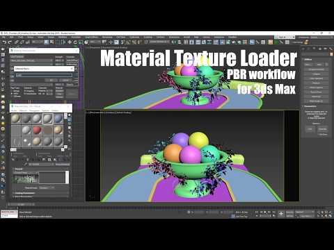 Material Texture Loader | ScriptSpot