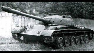 Первый вгляд на танк Объект 140 (Топ-Топ)