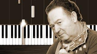 Kayahan Bir Aşk Hikayesi   Piano Tutorial  By VN