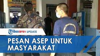 Pesan Asep, Pemilik Warkop Kepada Masyarakat setelah Bebas dari Penjara karena Langgar PPKM Darurat