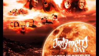 Official Theme Song Judgment Day 2008 w/ Lyrics